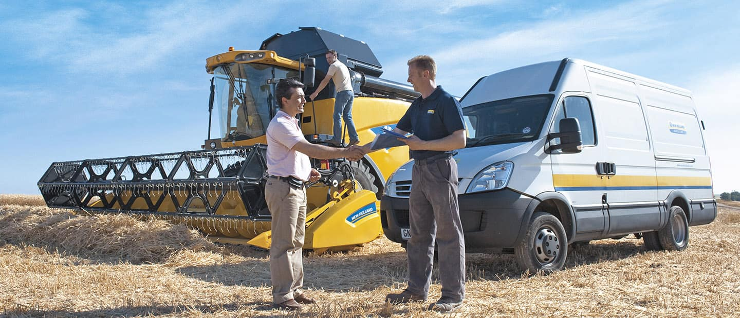 Top Service New Holland Agriculture