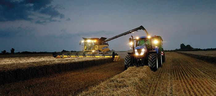 SENCILLEZ: PROPIA DE NEW HOLLAND