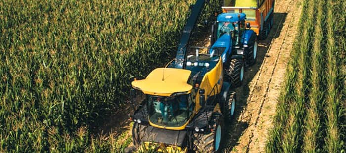 FR FORAGE HARVESTER: HARVESTING FOR ENERGY