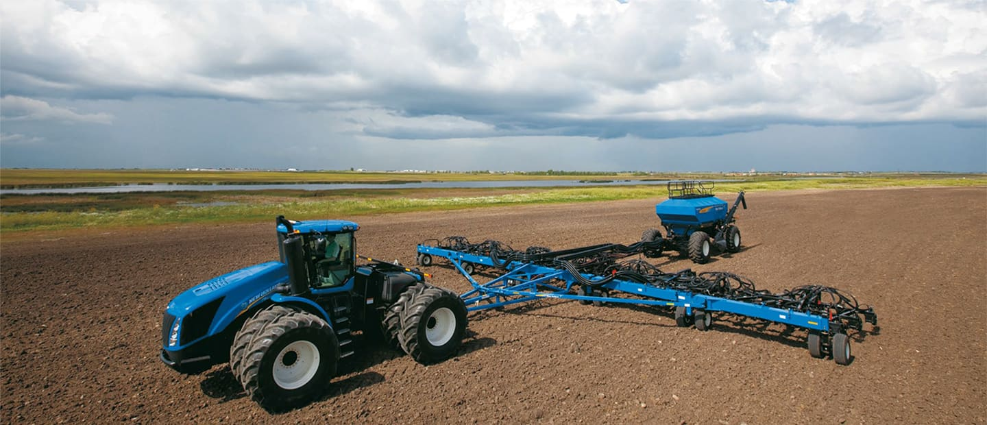 Agriculture de Conservation New Holland Agriculture