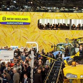 New Holland SIMA 2015