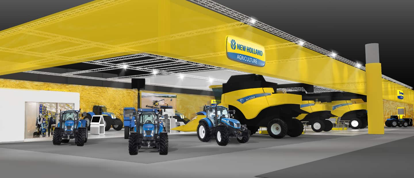 News & Focus New Holland Agriculture