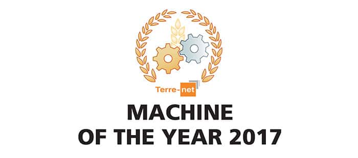 CR og CX udmærket med Machine of the Year ved SIMA 2017