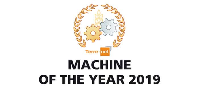CR Revelation med IntelliSense™ sikrer sig Machine of the Year