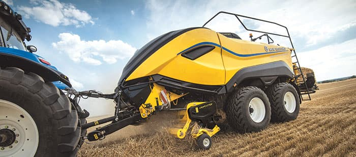 New Holland Agriculture gewinnt den Good Design Award 2020 für den BigBaler 1290 High Density