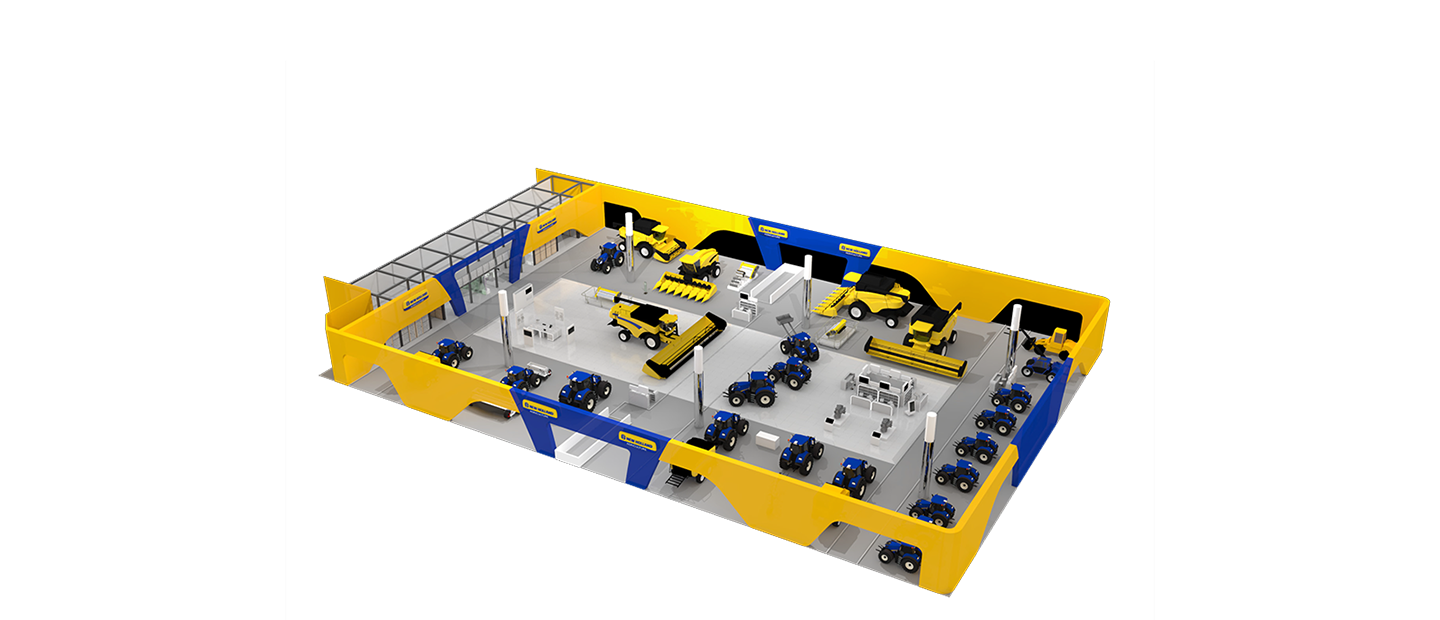New Holland Agritechnica 2017