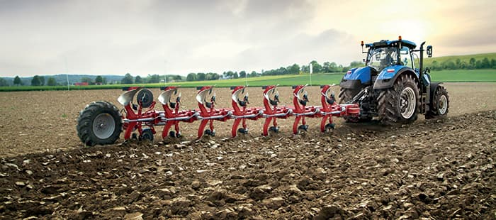 New Holland Agriculture finalise l'acquisition de Kongskilde Agriculture