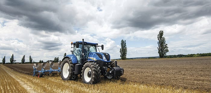 New Holland presents Tier 4B Compliant T7 Tractor Range: Styling, More Performance, Greater Comfort