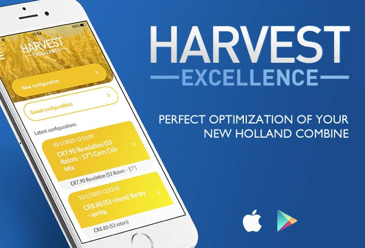 Harvest Excellence App