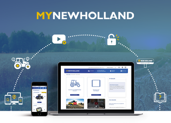 A BRAND NEW MYNEWHOLLAND!