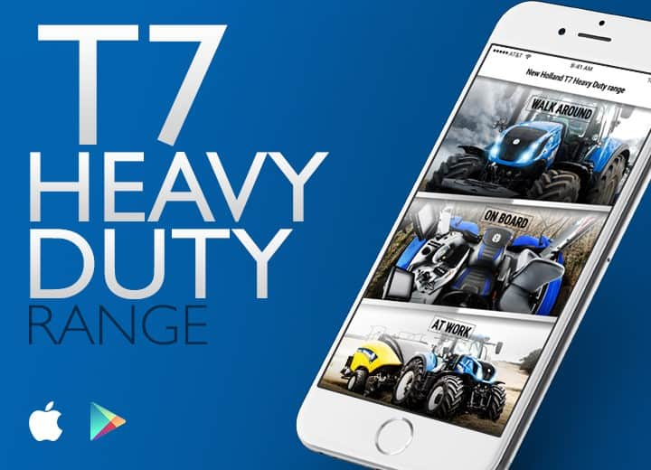 T7 Heavy Duty Range App