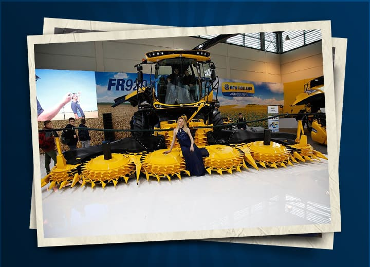 New Holland @ Fieragricola