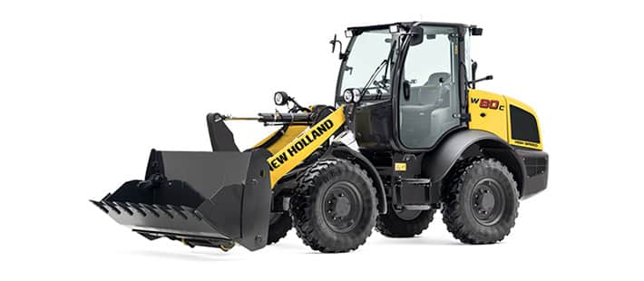 COMPACT WHEEL LOADERS