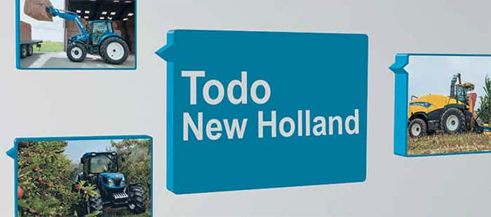 TODO NEW HOLLAND 2014