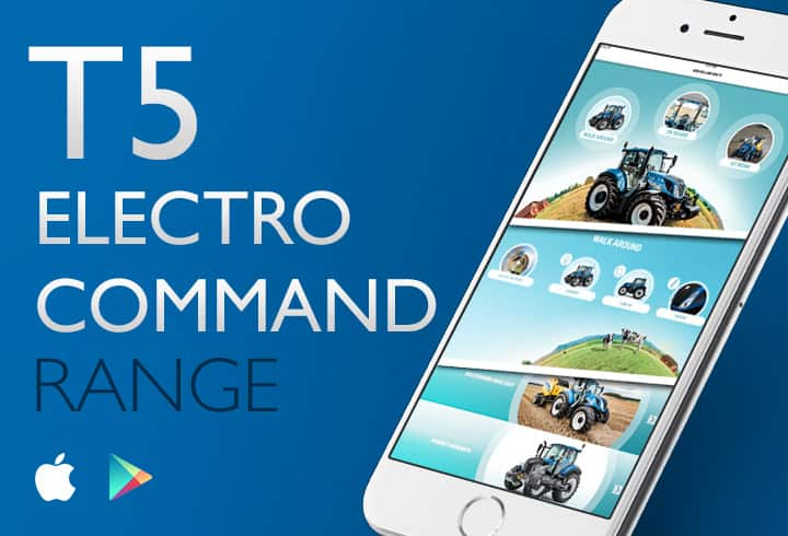 APP GAMME T5 ELECTRO COMMAND