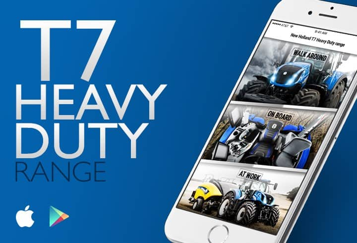 APP T7 HEAVY DUTY RANGE