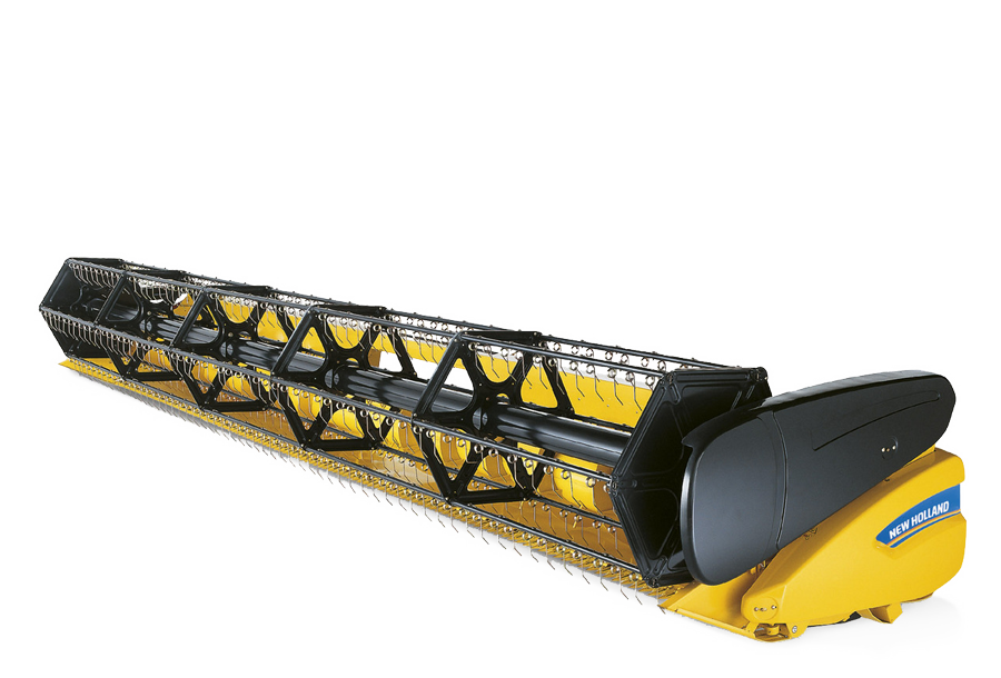 HIGH CAPACITY GRAIN HEADERS
