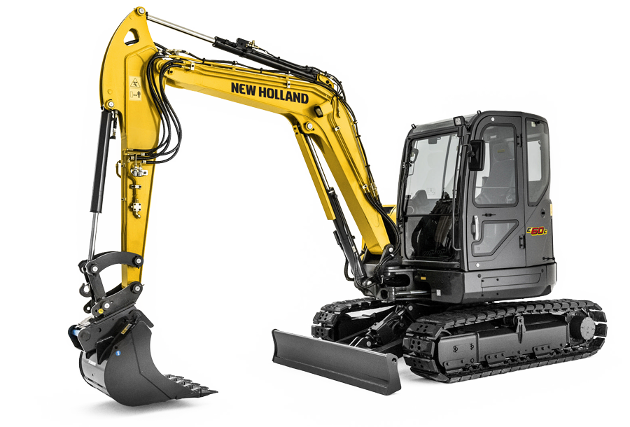 MINI CRAWLER EXCAVATORS