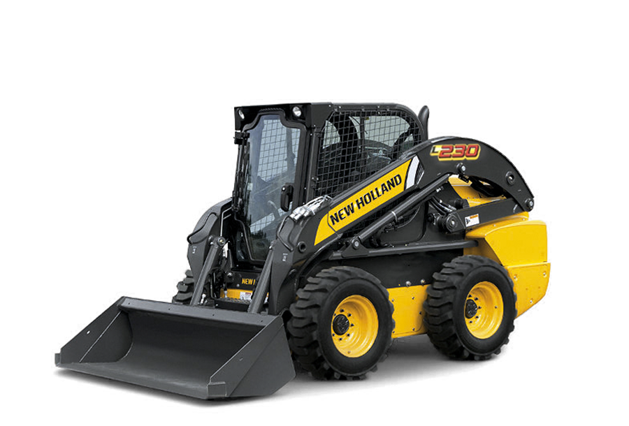 L200 SERIES SKID STEER LOADERS