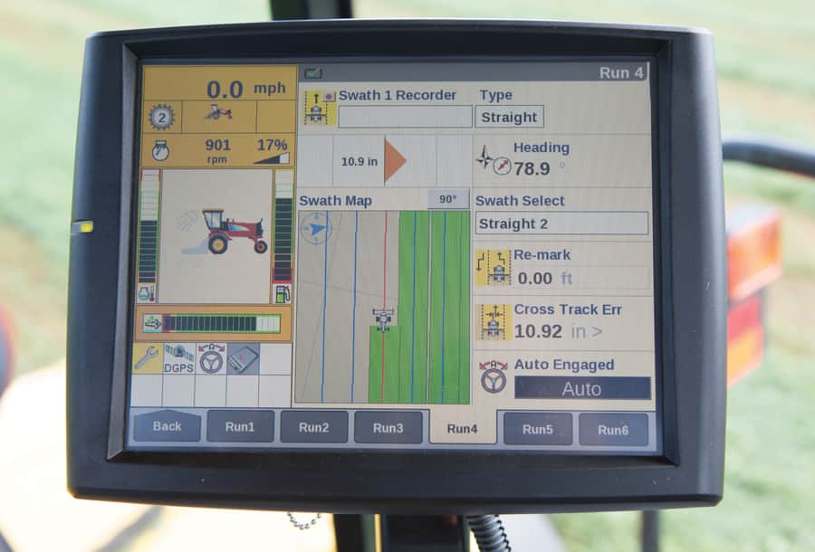 New Holland Displays IntelliView™ IV Display Overview   NHAG