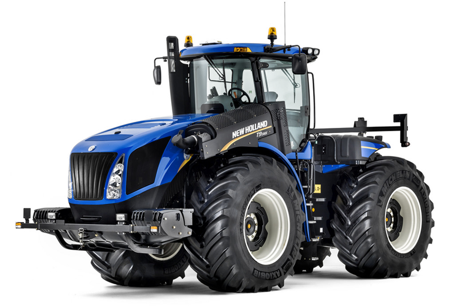 New Holland Agricultural Tractors T9 Tier 4b Overview Nhag