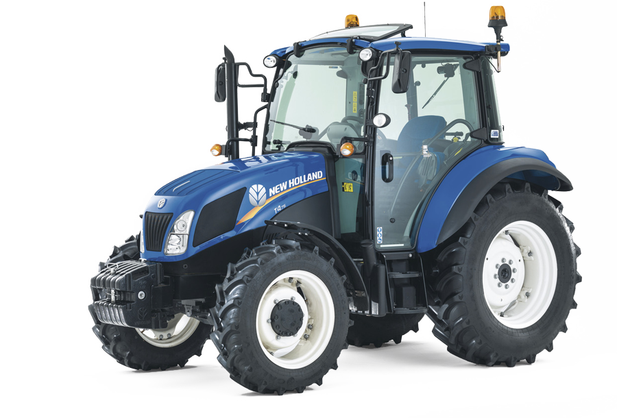 T4 Tier 4b Overview Agricultural Tractors New Holland Uk Nhag