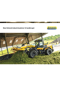 New Holland Construction Serien - Brochure