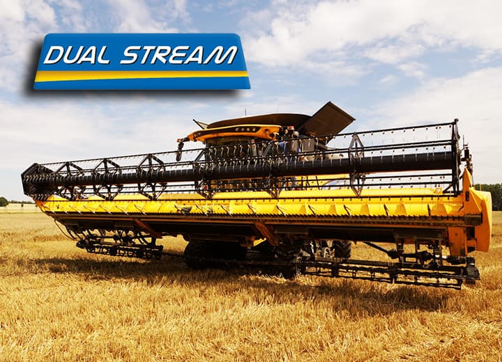 New Holland Dual Stream™