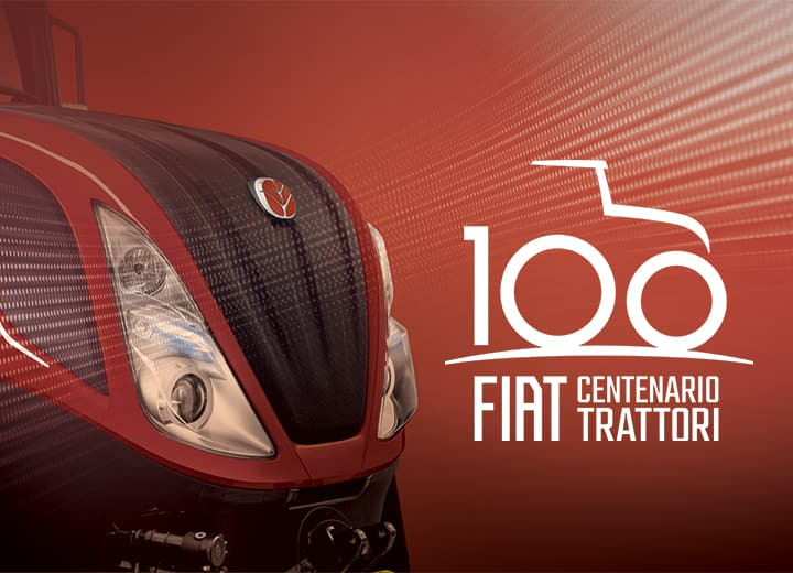 A Fiat Tractor Centenary