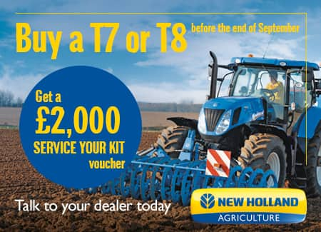 Buy a T7 or T8 by the End of September