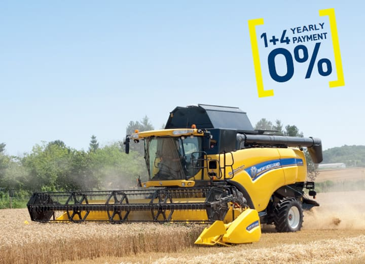 0% Finance on selected machines