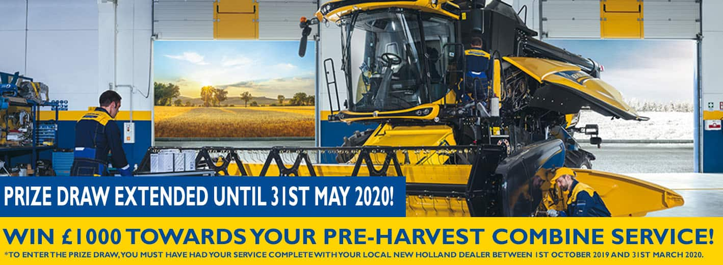 New Holland Winter Maintenance Campaign