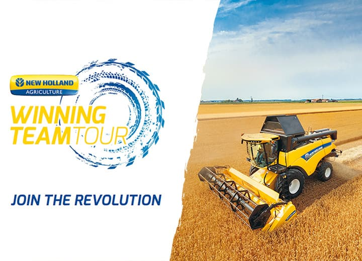 Combine Winning Team Tour