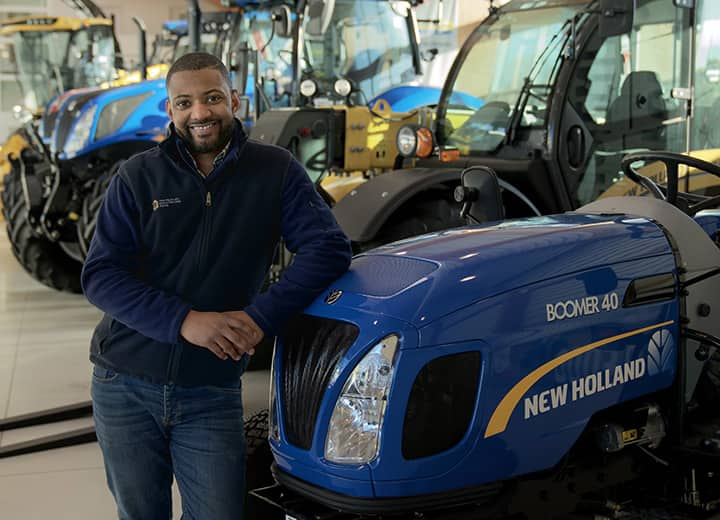 New Holland Agriculture partners with The Prince's Countryside