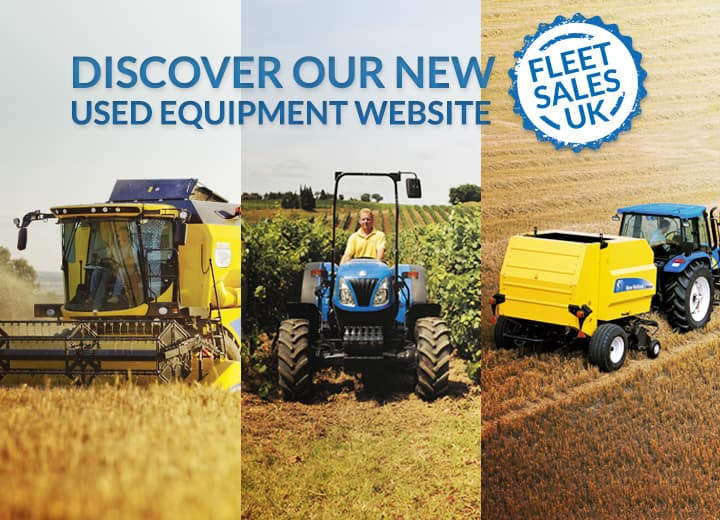 New Used Equipment Website