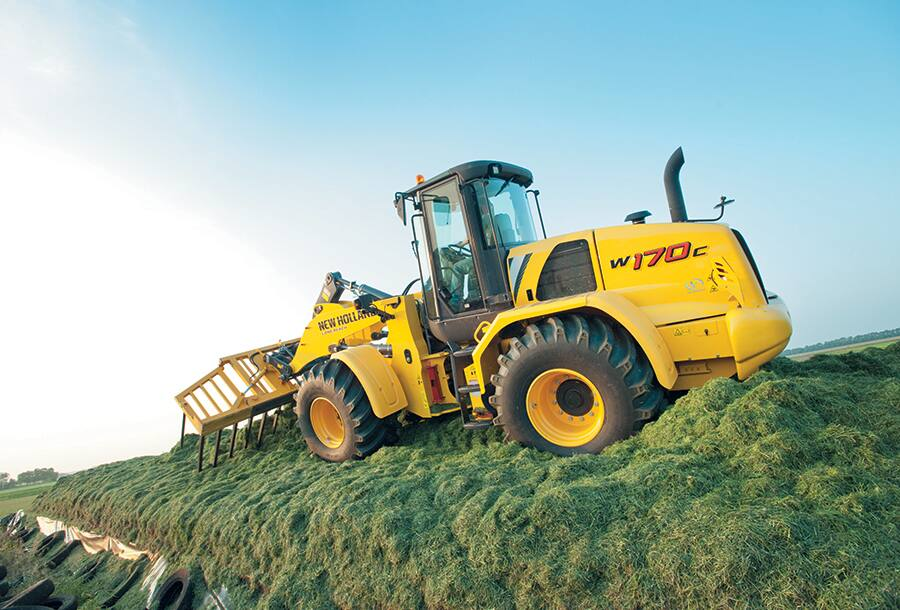 New Holland Construction Equipment Now Available Through Selected