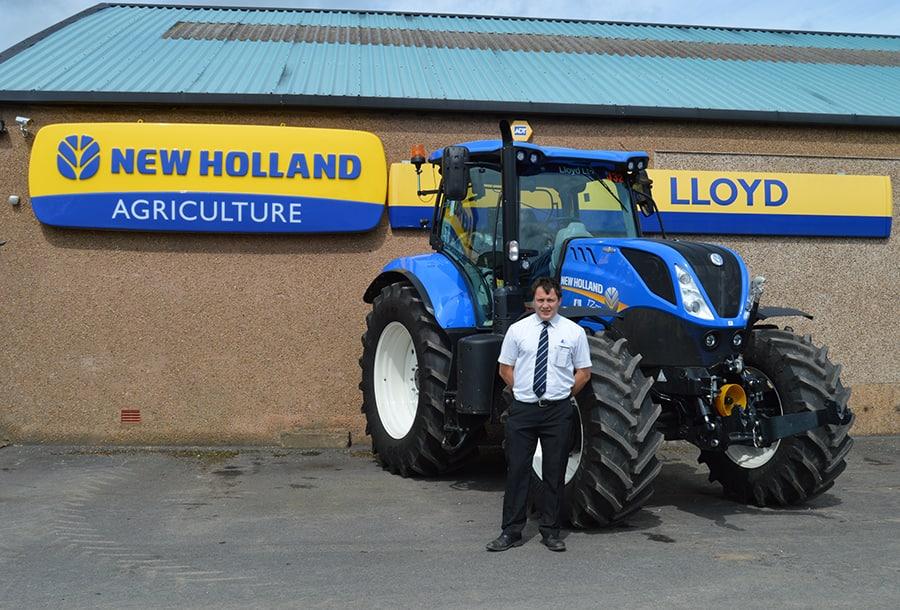 Lloyd Ltd Penrith Extends New Holland Reach In North West England Nhag