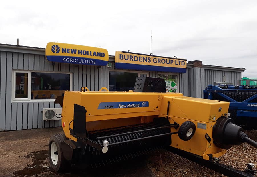 New Holland Dealer The Burdens Group Acquires Lincolnshire Motors