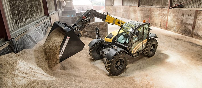 Telehandlers and Front Loaders