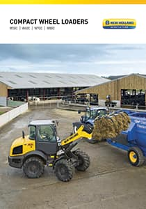 Compact Wheel Loaders - Brochure