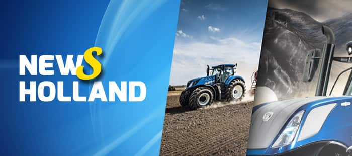 Lettre d'information de New Holland - decembre 2015