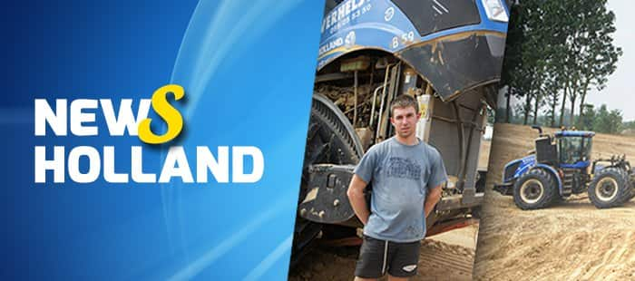 Lettre d'information de New Holland - septembre, octobre 2015