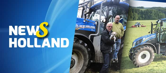 Lettre d'information de New Holland - Juin 2016