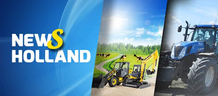 Lettre d'information de New Holland - Septembre 2016