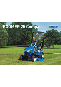 Brochure - Boomer 25 Compact