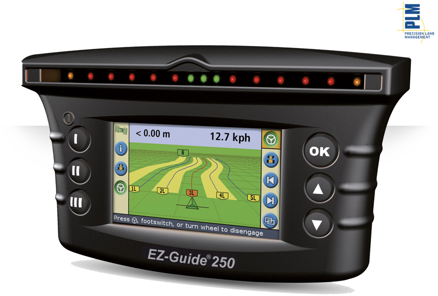 Display EZ-Guide® 250