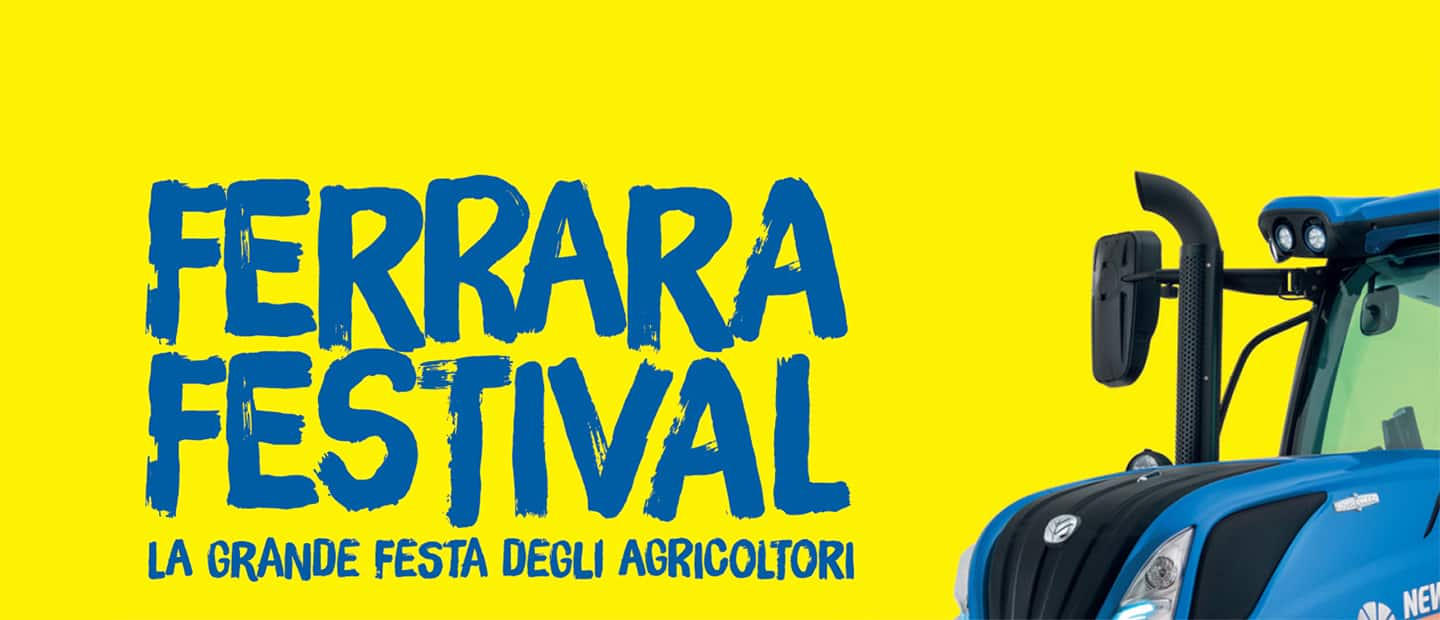 Ferrara Festival New Holland