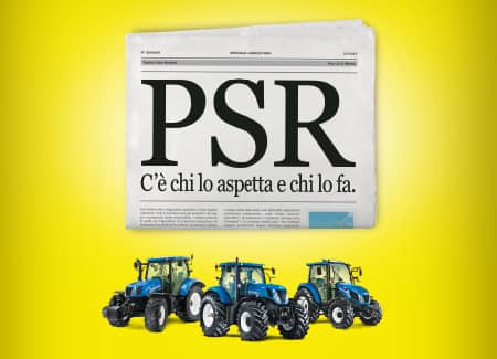 Con il PSR New Holland