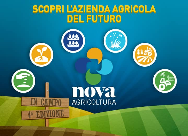 New Holland a Nova Agricoltura