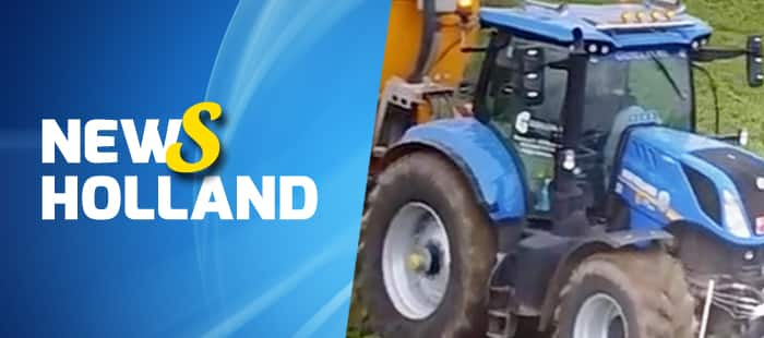 Lettre d'information de New Holland